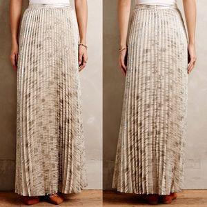 ✨ Anthro Moulinette Soeurs Midlight Maxi Skirt ✨